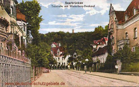 Saarbrücken, Winterbergdenkmal