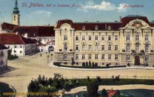 St. Pölten, Amtsgebäude