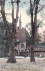 Stendal, Partie bei der katholischen Kirche