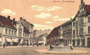 Stendal, Sperlingsberg
