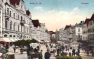 Steyr, O. Oe, Stadtplatz
