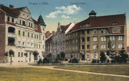 Torgau, Friedrich-Platz