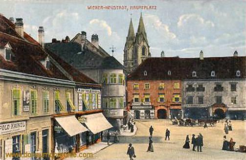 Wiener-Neustadt, Hauptplatz