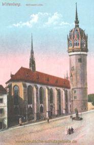Wittenberg, Schlosskirche
