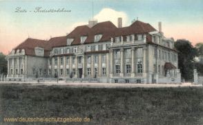 Zeitz, Kreisständehaus