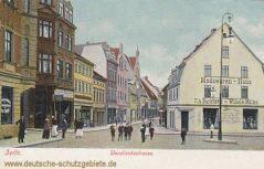Zeitz, Wendischestraße