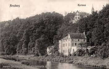 Arnsberg, Kurhaus