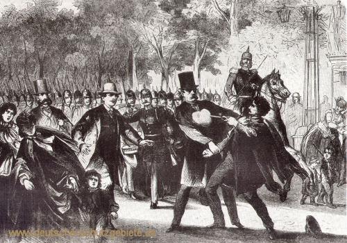 Cohns Attentat auf Bismarck.
