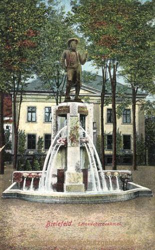 Bielefeld, Leineweberdenkmal