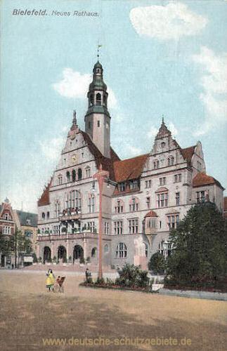 Bielefeld, Neues Rathaus