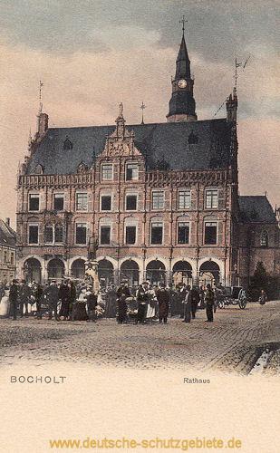 Bocholt, Rathaus
