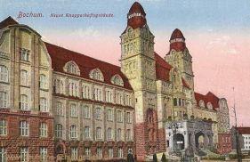 Bochum, Neues Knappschaftsgebäude