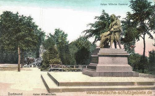 Dortmund, Kaiser Wilhelm-Denkmal