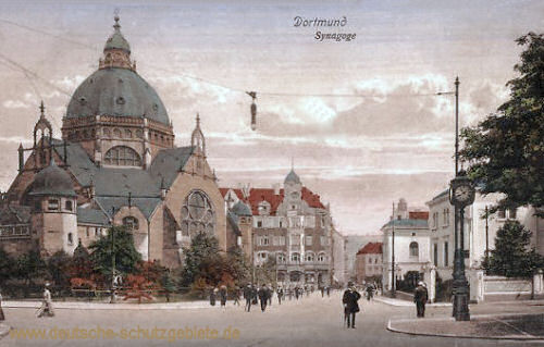 Dortmund, Synagoge