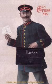 Gruss aus Aachen