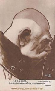Kaiser Franz Joseph - Le Complice
