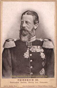 Kaiser Friedrich III., 1888