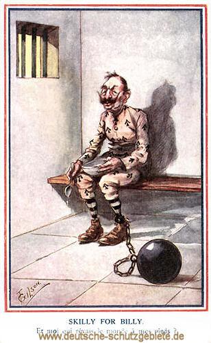 Kaiser Wilhelm II. - Skilly for Billy