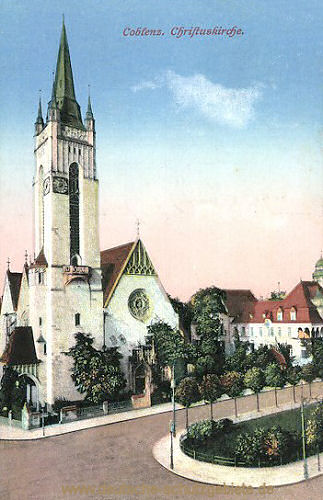 Koblenz, Christuskirche