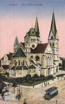 Koblenz, Herz-Jesu-Kirche