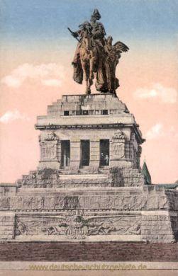 Koblenz, Kaiser Wilhelm-Denkmal