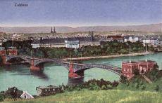 Koblenz, Stadtansicht