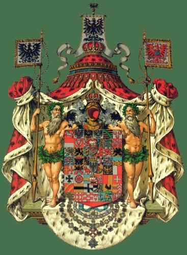 Königreich Preußen, Wappen