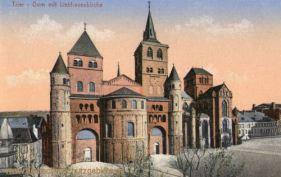 Trier, Dom und Liebfrauenkirche