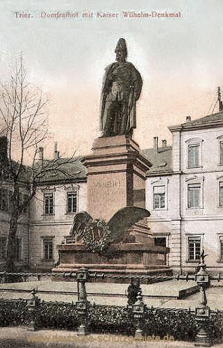Trier, Kaiser_Wilhelm-Denkmal