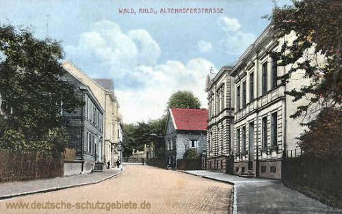 Wald (Rheinland), Altenhoferstraße