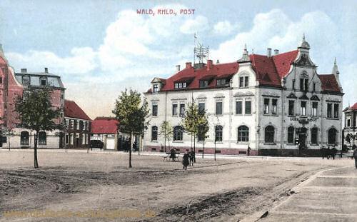 Wald (Rheinland), Post