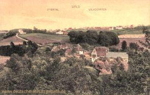 Wald (Rheinland), Volksgarten