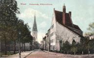 Wesel, Niederstraße Willibrordikirche