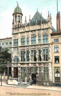 Wesel, Rathaus