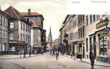 Wesel, Viehtor-Straße