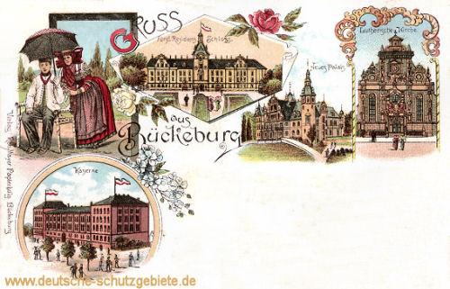 Gruss aus Bückeburg