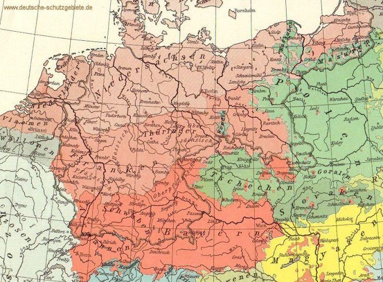 Deutsche Stämme
