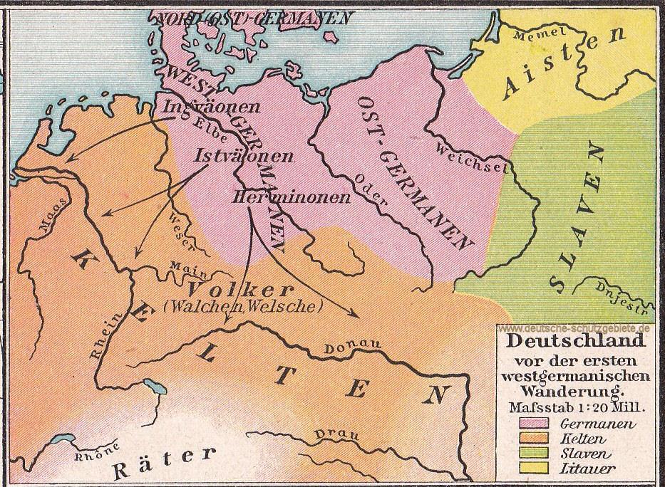 Deutsche Stamme Franken Thuringer Alemannen Bayern Sachsen
