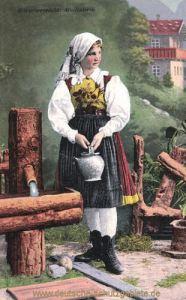 Kärntner Tracht, Gailtalerin