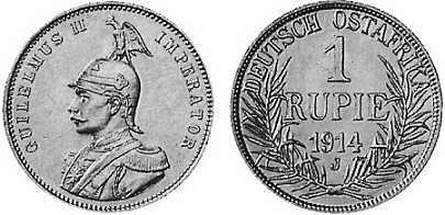 1 Rupie (1914)