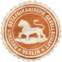 Deutsch-Ostafrikanische Gesellschaft Berlin