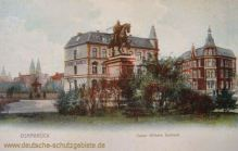 Osnabrück, Kaiser Wilhelm Denkmal