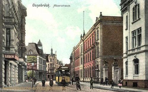 Osnabrück, Möserstraße