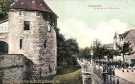 Osnabrück, Partie an der Vitischanze