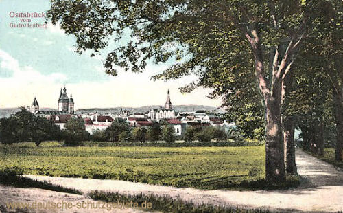 Osnabrück vom Gertrudenberg