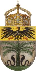 Togo, Wappen (Entwurf)