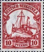 Deutsch-Neu-Guinea, 10 Pfennig, 1901