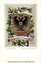 Fürstentum Schwarzburg-Rudolstadt, Wappen