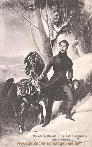 Napoleon III. als Prinz auf Arenenberg