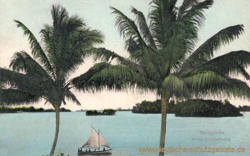 Neuguinea, Prinz Heinrichhafen